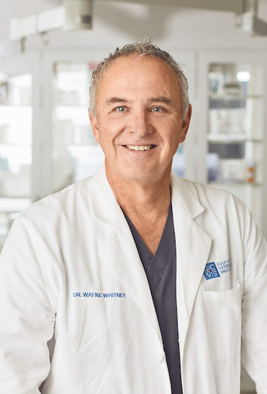 Wayne Whitney, DVM, DACVS, FF-MIS SA Orthopedics (Arthroscopy/Fracture Repair)