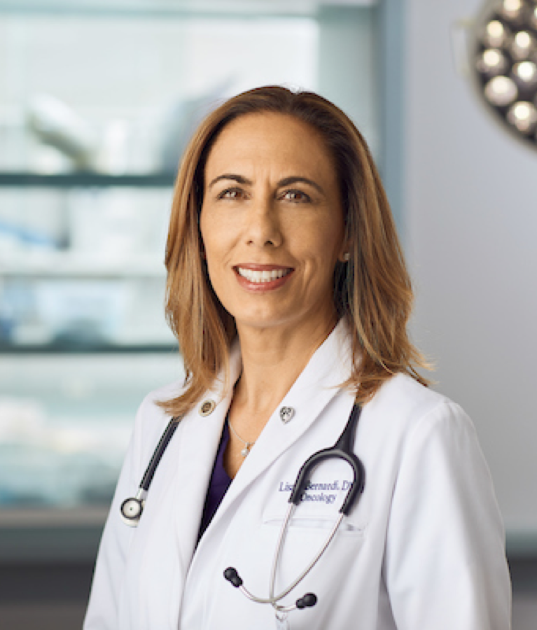 Lisa DiBernardi, DVM, DACVIM (Medical Oncology) and DACVR (Radiation Oncology)