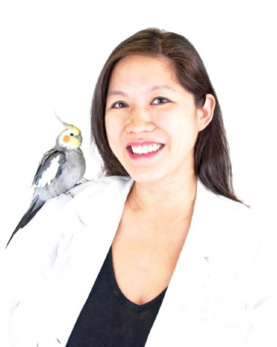 Sue Chen, DVM, DABVP (Avian)