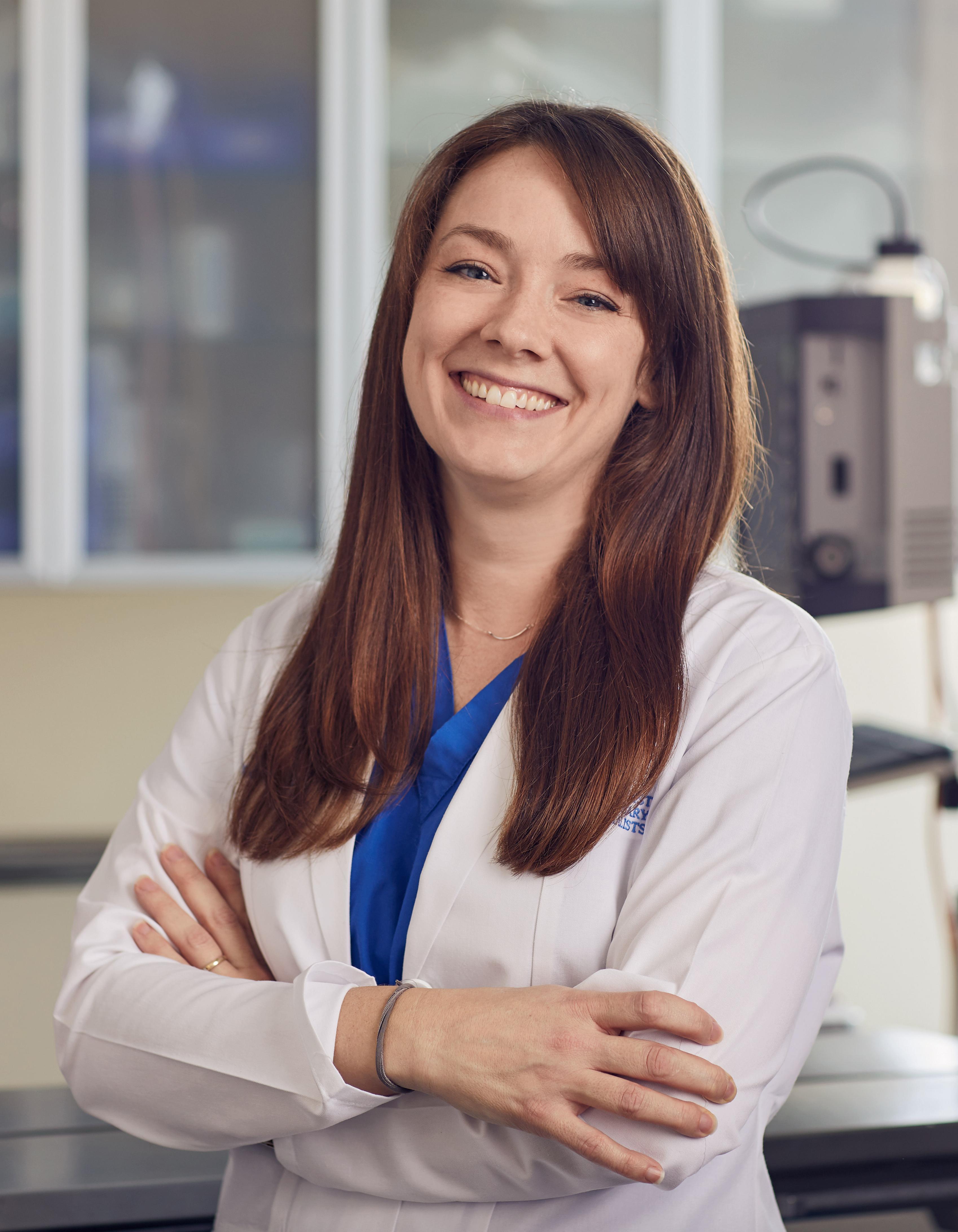 Laura Hammond, DVM, DACVR