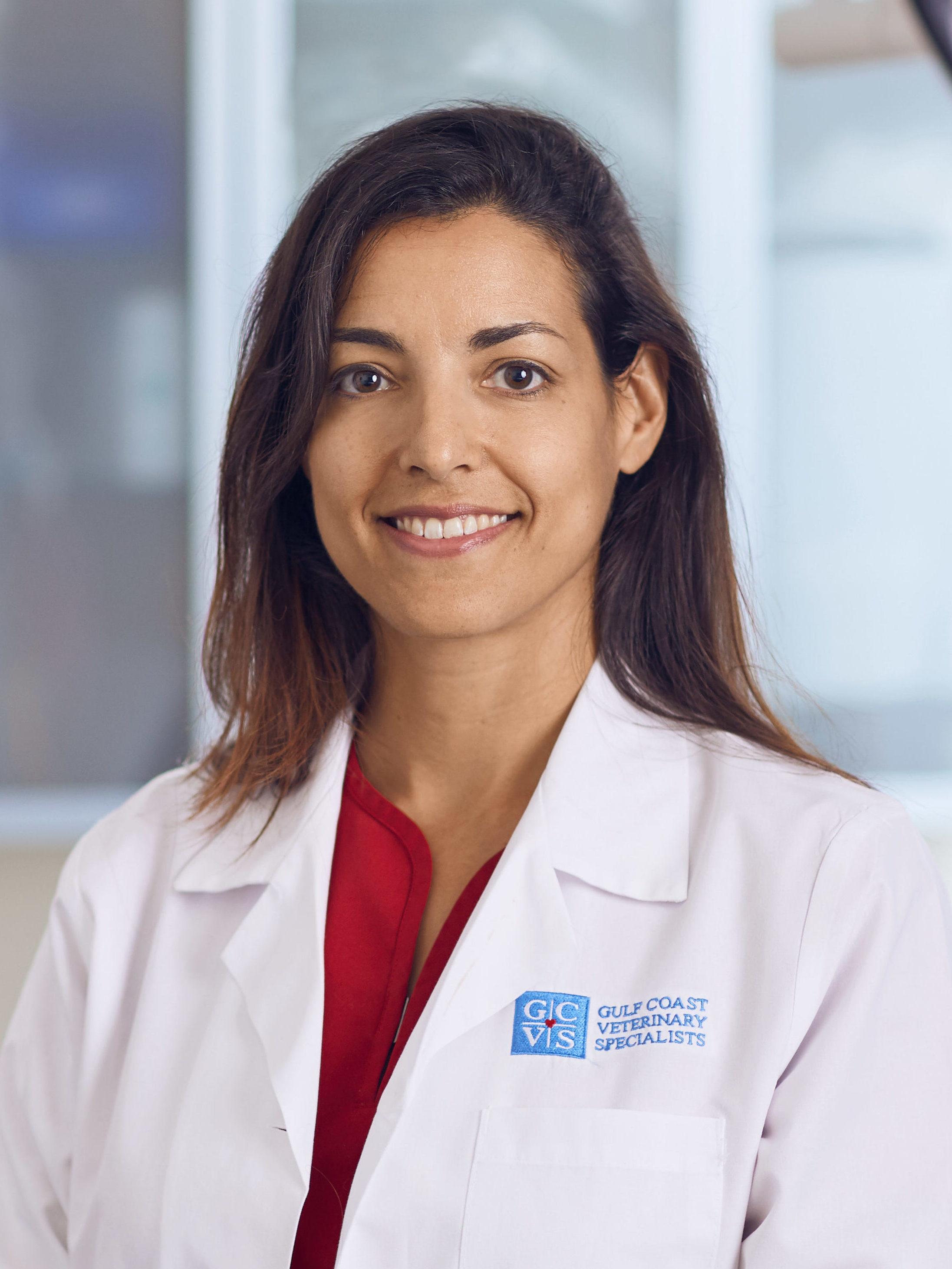 Carley Giovanella, DVM, DACVIM (Neurology)