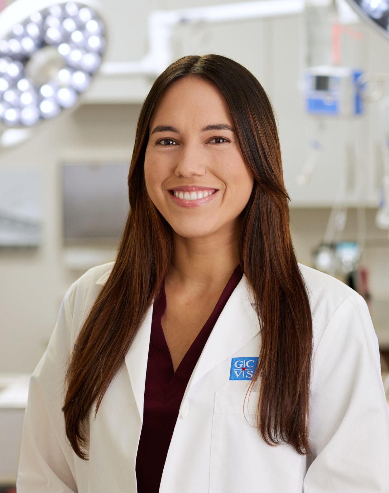 Natalia Hernandez Diaz, DVM
