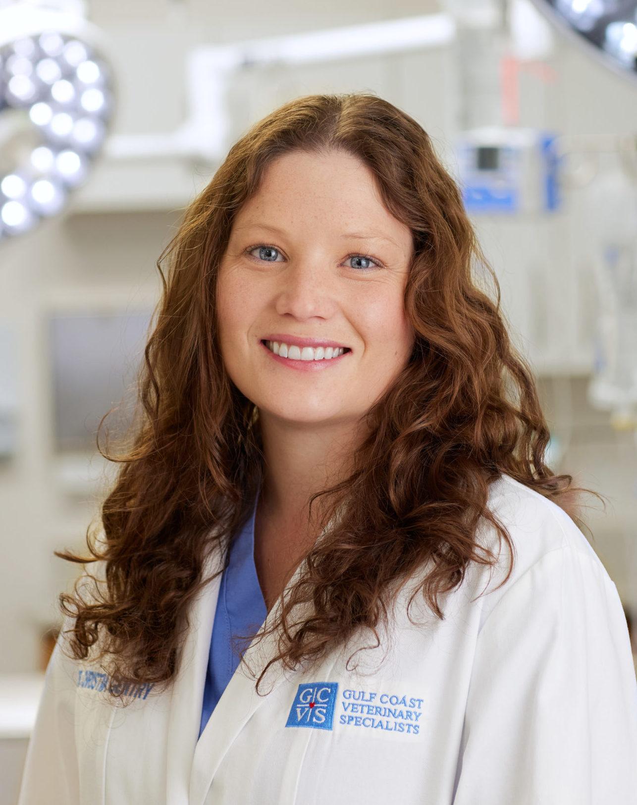 Christina Gentry, DVM, DACVD